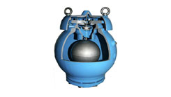 Sewage Air Valves for Wastewater