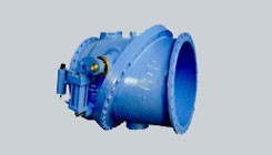 Wastewater Tilted Disc Check Valve