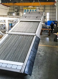 Wastewater Back Raked Mechanical Screens