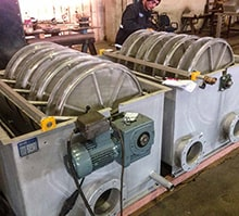 Rotary Disc Screens for Wastewater