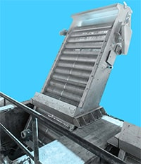 Perforated Band Screens for Wastewater Solutions
