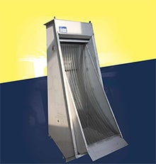 Static Screens for Wastewater