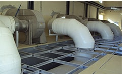 Chemical Filters/Scrubbers for Wastewater