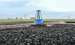 Wastewater Vertical Shaft Surface Aerators