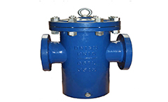 Basket Strainers for Wastewater