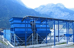 Wastewater Lamella Clarifiers