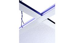 Hygienic FRP Wall Cladding Sanigrid