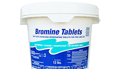 Water Treatment Bromine Tablets