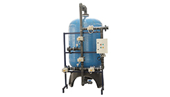 Water Treatment Sand Filters