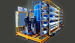 Brackish Water RO Plant