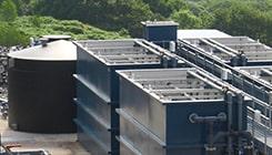 Submerged Aerobic Fixed Film for Sewage Treatment Plant