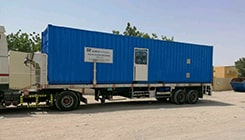 Containerized Reverse Osmosis Plant