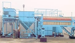 Batching & Cement Industry Effluent Treatment Plant