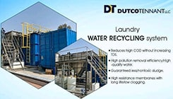 Laundry Effluent Waste Water Treatment Plant