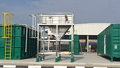 Slope Oil & Oil Refining Effluent Treatment Plant
