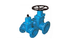 Resilient Seated Gate Valve – Non Rising Stem for Wastewater