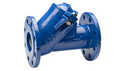 Wastewater Ball Type Check Valve