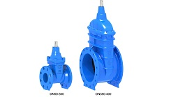 IPS Non Rising Stem Gate Valve