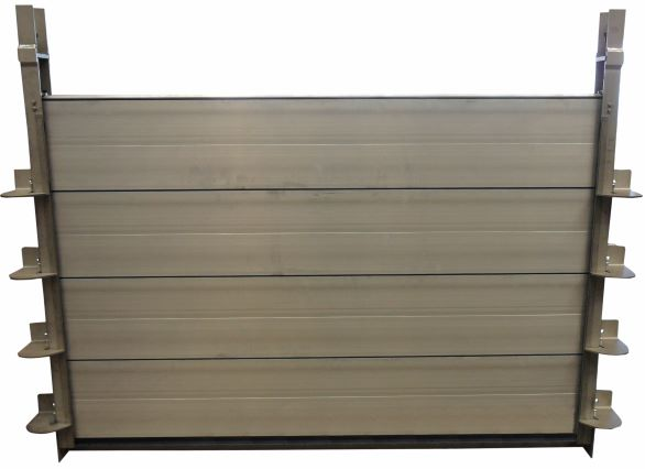Stainless Steel Stop Logs