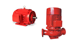 NEMA ODP Fire Motors