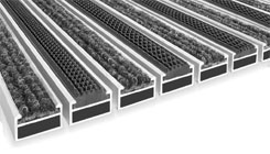 Aluminium Entrance Matting System