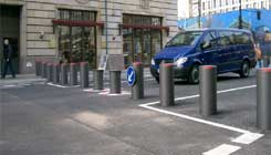 Blocking Bollards
