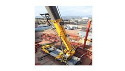 Crane Boom Grease