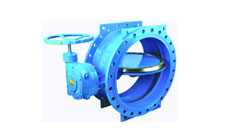 Double Eccentric Type Butterfly Valves