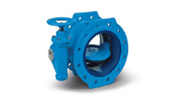 Double Eccentric - Butterfly Valves