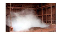 Fog Based Dust Suppression System