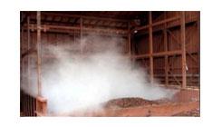 Fog Based Dust Suppression System