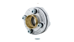 Di Electric Flanged Pipe Fittings