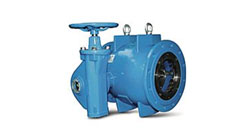 Flow Control Valve - Axial Type