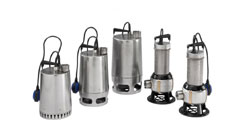 Grundfos Submersible Pumps