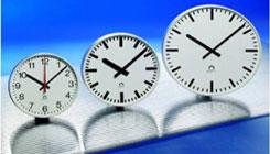 Indoor Analog Clocks - Flex