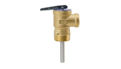 Temperature & Pressure Relief Valves - Lead Free Brass