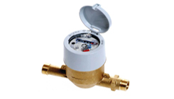 Turbine (Mechanical Type) Water Meter (Cold & Hot application)
