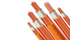 Mineral Insulated - Heating Cables