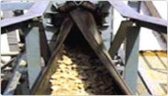 Pipe Conveyer Belt