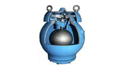 Sewage Air Valves