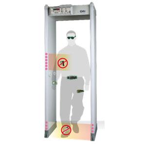 Metal Detectors-Walk Through & Hand Held