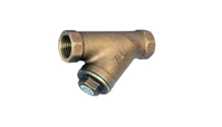 Y Type Strainers - Bronze