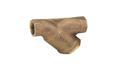 Y Type Strainers - Lead Free Bronze