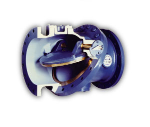 Tilted Disc Check Valve Potable Water
