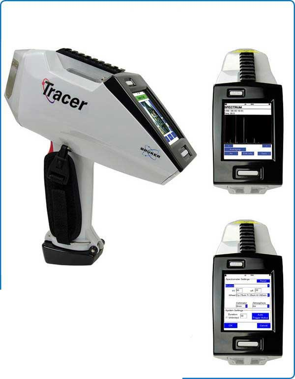 Hand Held XRF Spectrometers Material Science Testing Solutions