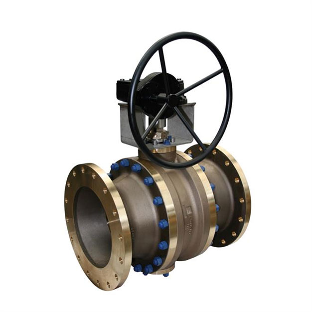 Trunnion Mounted Ball Valves Water & Waste Water products