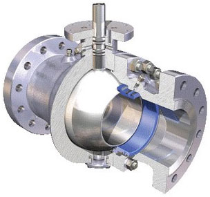 Trunnion Mounted Ball Valves 1