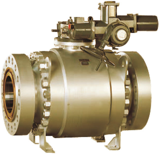 Trunnion Mounted Ball Valves Dutcotennant