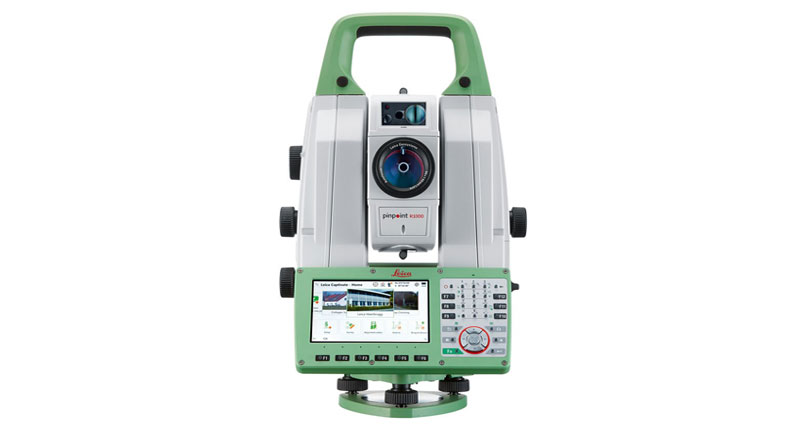 TS60 - Robotic Total Stations Surveying Solutions