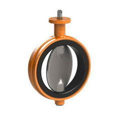 Wafer Butterfly Valve Water Transmission & Distribution